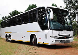 Mpumalanga car hire , luxury coaches to rent in White River