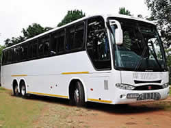 buses and coaches to hire and rent in Nelspruit, Mpumalanga