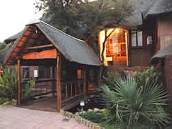 Malelane Accommodation - Game Lodge in Malelane - Grand Kruger Lodge