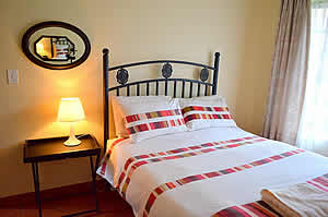 Self catering units in Middelburg have luxury furnishings at affordable rates for families