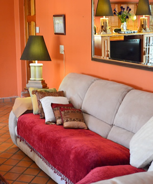 Bed & Breakfast rooms are also available in house with secure parking.