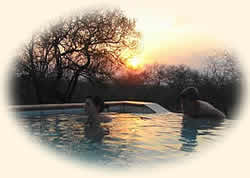 Malelane Self catering lodge accommodation at Khaya Umdani Self catering lodge in Mpumalanga