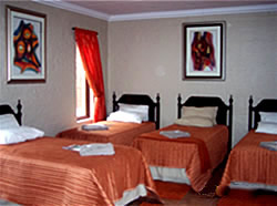 Middelrust Accommodation offers its quests family accommodation in Middelburg