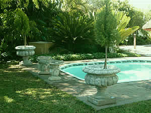 Mpumalanga Accommodation - Groblersdal Accommodation - Groblersdal B&B - Groblersdal Guest Houses - Villa Contessa - pool