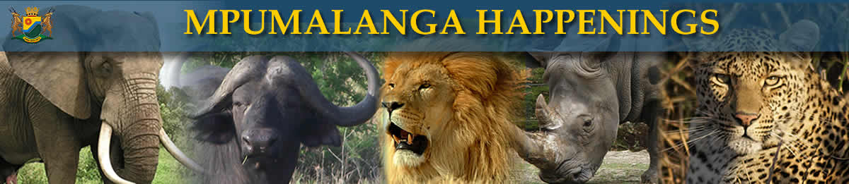 Mpumalanga Happenings accommodation, business directory, Places to See and Things to Do